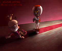 Game Over by DuskofGold5