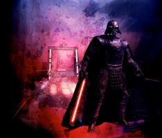 Lord Vader by ChrisRawlins