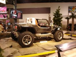 Jeep Concept Vehicle by misstonya
