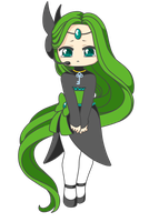 Mai  the Meloetta by SirLumin