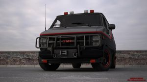 A-team GMC Vandura5 by RJamp