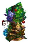 Moogle forest by ex-Sin