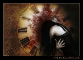 Time is devouring me by theblackletter