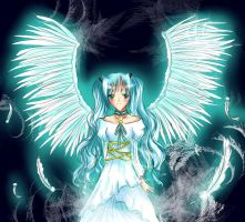 .:Miku Hatsune- Ice Queen:. by SandRabbit