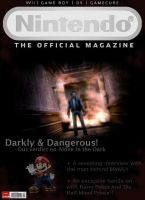 ONM Mock Cover 32 by xychojack