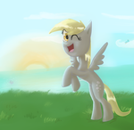 Derpy Hooves by Maria-Ben