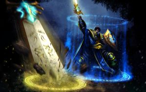 Demacian Justice - Garen League of Legends by BillCreative
