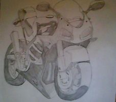 motorcycle by DJBoomBase