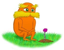 The Lorax by chachi411