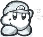 Luigi RK by rainbowkirby