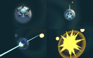 Planetary Annihilation - Death Ray by Shroomworks