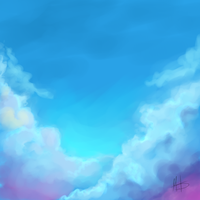 Sky by Melon-Drop