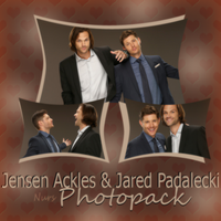 Jensen Ackles and Jared Padalecki Photopack by XxPrettyxX