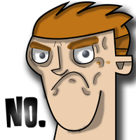 NO. by Spola1994