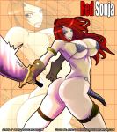 Red Sonja COLLAB by DKSTUDIOS05