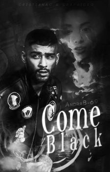 Come Black (Book Cover) by stereo-cryss