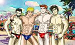 Omega Command Boys Swimsuit Edition by TheGargarean
