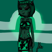Spritestuck terezi/for lack of a better name/ by evillovebunny500