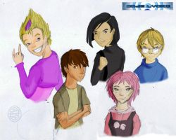 Code Lyoko by 1Rusty