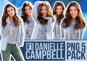PNG Pack # 1 - Danielle Campbell by Fractured-Moonlight