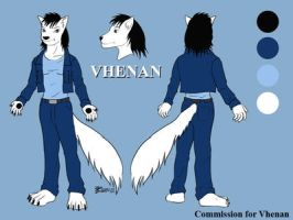 COM : Vhenan New Reference Sheet by whiteguardian