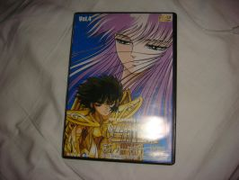 I won this Anime DVD prize from Anime Club :D by Magic-Kristina-KW