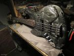 Werewolf bass guitar - Complete by Dans-Magic