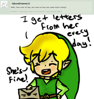 Ask Toon Link 15 by To0nLink