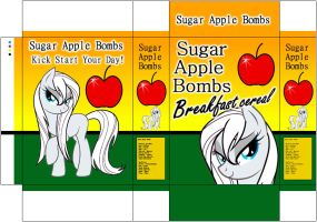 Sugar Apple Bombs by otherunicorn