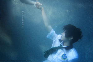 Free!: Your Outstretched Hand by arisatou