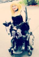 Wheelchair Misa by Misa-on-Wheels