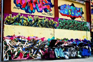 5 Pointz. by LateRainyNights