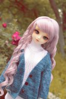 Volks Suiseiseki - In the Garden by Nocturnal-Doll