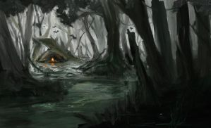 Swamp by Bactaboy