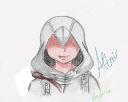 Altair by Mary-Saber