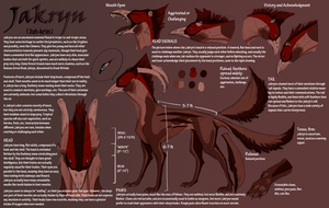 The Jakryn- A New Species by Chimaerix