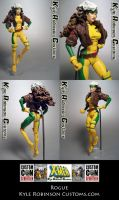 Custom Rogue Action Figure by KyleRobinsonCustoms