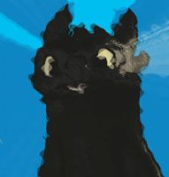 Toothless' reflection 1 by rhodestwins