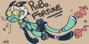 Robo.fortune by eugene0
