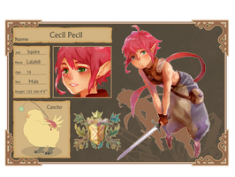 CT: Cecil Pecil by cyblix
