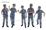Navy Peeps 2 by Tigsie