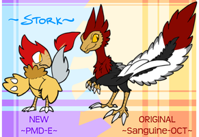 Stork Redesign by VazlaKat