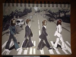 Abbey Road by TechnoClove