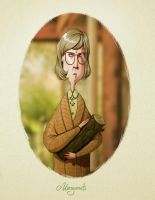 The log lady by room4shoes