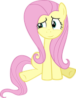 Fluttershy by M99moron