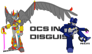 Banner Test - OCsinDisguise by GreyScale9