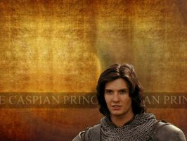 Prince Caspian - Golden Swirl by nngraphics