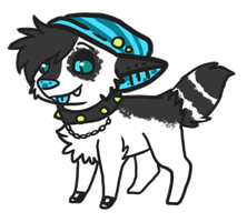 Point Adopt Auction dog - CLOSED by SpunkyAdopts