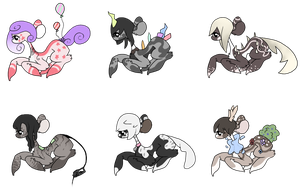 Themed Adopts 8 { CLOSED } by FlaaffysTaffyAdopts
