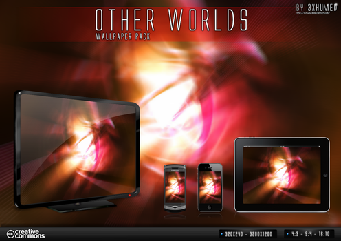 Other Worlds Wallpaper Package by 3xhumed